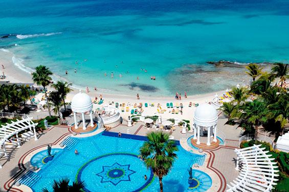Riu palace americas cancun riu palace las americas for 5 star all inclusive mexico resorts